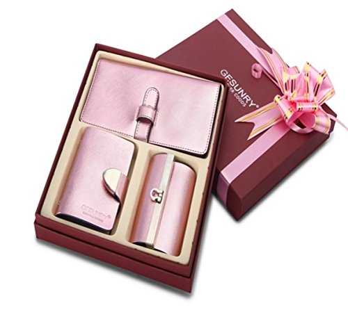 Eysee, Borsetta da polso donna Oro nero 18,5cm*9cm rosa
