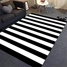 Suchergebnis auf Amazon.de für: teppich schwarz weiß gestreift