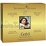A B S Group Shahnaz Husain Skin Revival Gold Forever Facial Kit (Mini)- 40g