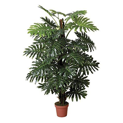 Planta artificial filodendro 150 cm altura