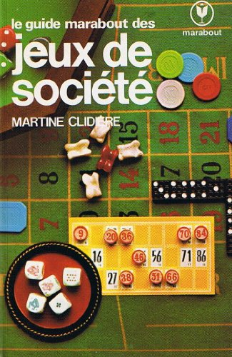 Guide marabout jeux de societe par Clidiere-M