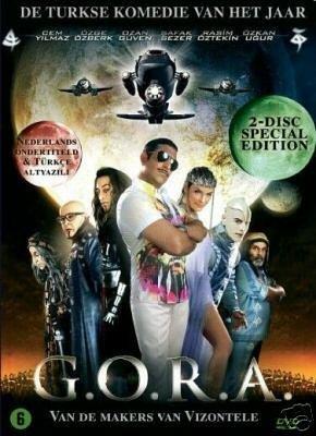 GORA - A Space Movie / G.O.R.A. ( GORA )