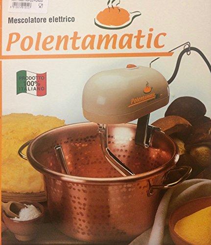 PAIOLO PER POLENTA TRIPLEX ELETTRICO CM. 30 - ADATTO A INDUZIONE