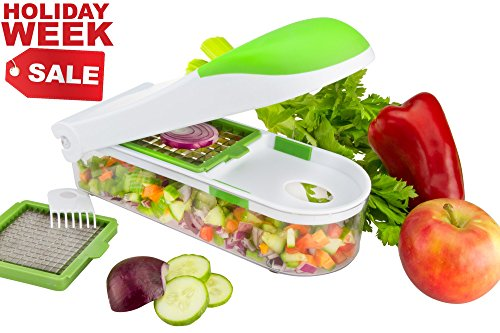 Brieftons QuickPush Food Chopper...