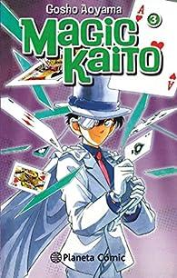 Magic Kaito nº 03/04 par Gosho Aoyama