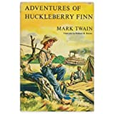 Adventures of Huckleberry Finn (with original illustrations by E.W. Kemble and James Harley): Tom Sawyer's Comrade (English Edition)