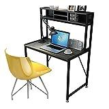 Schreibtische HAIZHEN Home Desk Desktop Computer Büro Computer Klapptisch (Farbe : Black)