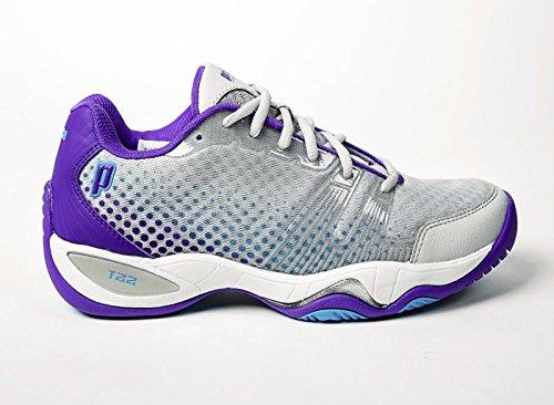 Prince t22Lite W chaussures pour femme, T22 Lite W gris