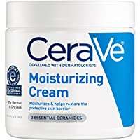 CeraVe Moisturizing Cream 16 oz Daily Face and Body Moisturizer