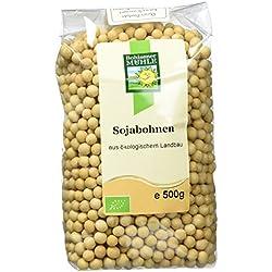 Bohlsener Mühle Sojabohnen, 6er Pack (6 x 500 g ) - Bio