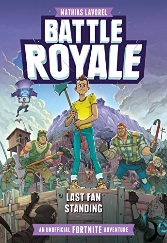 battle royale an unofficial fortnite adventure english edition - materiaux fortnite