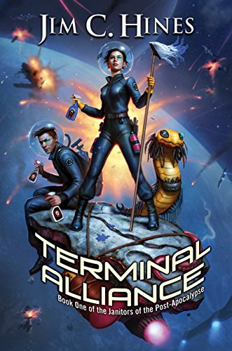 Terminal Alliance (Janitors of the Post-Apocalypse, Band 1)