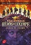 H�ros de l'Olympe - Tome 5: Le sang d...