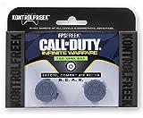 Kontrol Freek FPS Call of Duty S.C.A.R. Bouchons de Joystick pour Xbox One Bleu