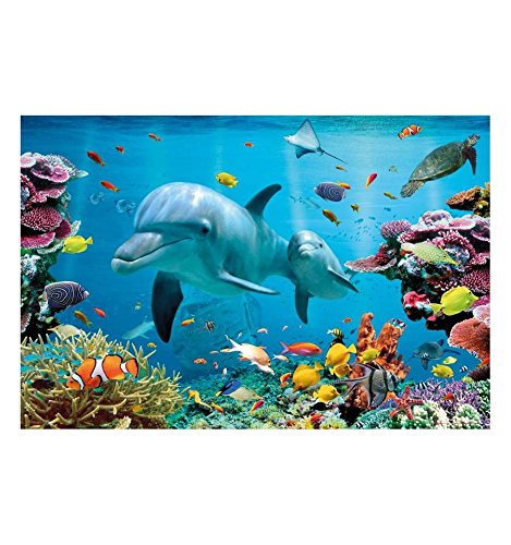 Poster Animales Tropicales