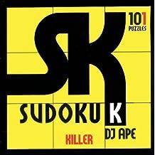 Killer Sudoku by D.J. Ape (11-Aug-2006) Paperback