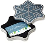 Amazon.de Box mit Geschenkkarte - 50 EUR (Schneeflocke)