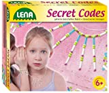 SIMM Spielwaren Lena 42529 - Schmuck Bastelset Secret Codes