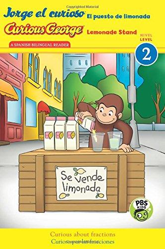 Jorge El Curioso El Puesto De Limonada / Curious George Lemonade Stand: Curious George TV Reader
