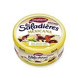 Saupiquet - Server Di Insalata Mexicana Snacking 3X220G - Saladières Mexicana Snacking 3X220G - Prezzo Per Unità - Consegna Veloce