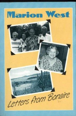Letters from Bonaire por Marion West
