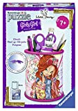 Ravensburger Italy-Puzzle 3D Girly Girl - Porte-Crayons Winx