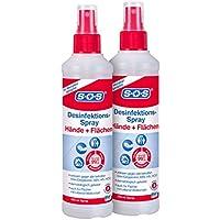SOS Desinfektions-Spray 250 ml (2er Pack) - für Hände und Flächen preisvergleich bei billige-tabletten.eu