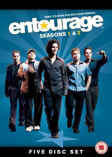 Entourage - Seasons 1 and 2 [UK Import]