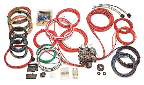 Painless Wiring 10120 Trunk Mount 21 Circuit Wiring Harness