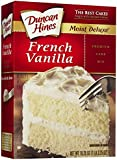 Duncan Hines French Vanilla Cake Mix