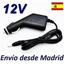 Cargador Mechero Coche 12V Reemplazo Tablet Airis OnePad 970 TAB97 TAB97A Recambio Replacement