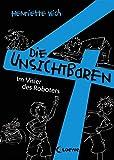 Die unsichtbaren 4 - Im Visier des Roboters: Band 3