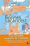 Bonnes vacances! | Arrou-Vignod, Jean-Philippe. Auteur