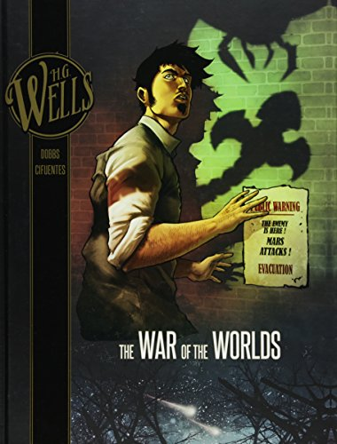 H. G. Wells: The War Of The Worlds (Insight Comics)