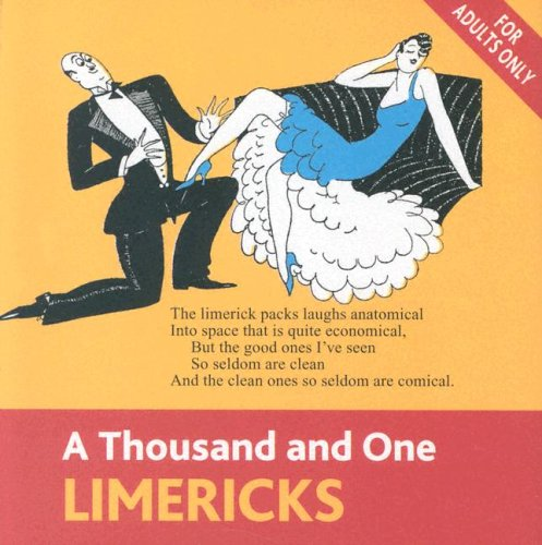 A Thousand and One Limericks (Book Block Treasury Series!)