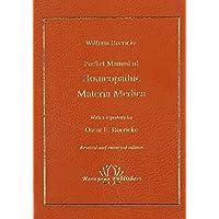 Pocket Manual of Homeopathic Materia Medica &