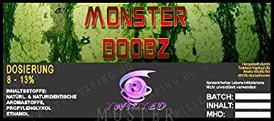 Twisted Aroma Monster Boobz von Twisted Vaping