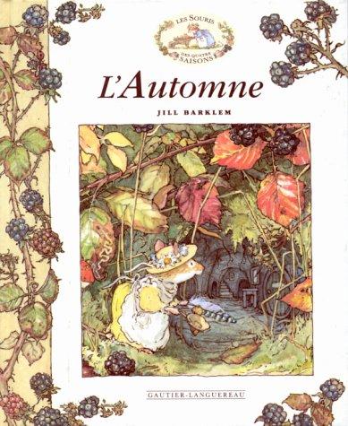 L'automne par Jill Barklem