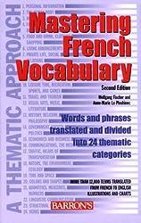 Mastering French Vocabulary (Mastering Vocabulary Series)