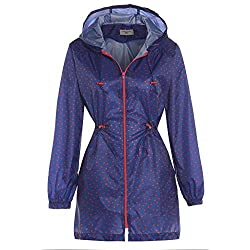 SS7 Impermeable para mujer