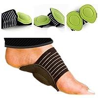 niceEshop(TM) Fußgewölbe-Polster und Massageartikel bei Plantarfasziitis, Unisex, 2Stück preisvergleich bei billige-tabletten.eu