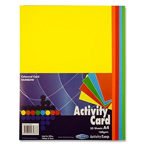 premier-stationery-a4-160-gsm-activity-card-rainbow-pack-of-50-sheets