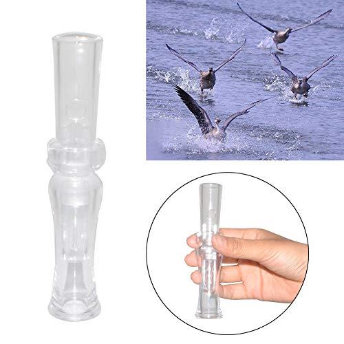 Rowentauk Duck Call Außen Ente Training Whistle Simulieren Vögel Wild Duck Whistles Stimme Attraktion Game Calls Tackle -