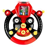 Motor Town- Volante de actividades infantil (Colorbaby 44179)