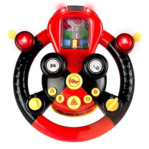 Motor Town Volante de actividades infantil (ColorBaby 44179)