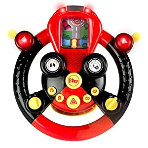 Motor Town - Volante de actividades infantil (44179)