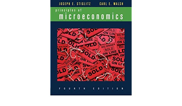 Buy Principles Of Microeconomics 4e Book Online At Low