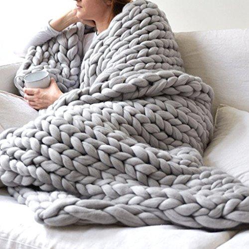 IPOTCH Mantas Textiles Hogar Ropa Cama Almohadas Mantas