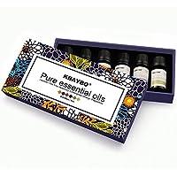 kbaybo Aromatherapie Top 6ätherischen Öle Blend Sets (Lavendel/Tee Baum/Rosmarin/Orange/Zitronengras/Peppermint... preisvergleich bei billige-tabletten.eu