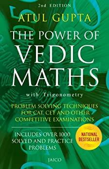 The Power of Vedic Maths by [Gupta, Atul]
